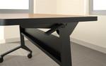 Mayline Flip-N-Go Training Room Nesting Table LF2472