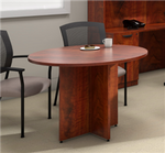 """Offices To Go 42"""" Superior Laminate Round Table (5 Finishes!)"""