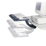 Safco Ergo-Comfort Sit/Stand Articulating Keybaord/Mouse Arm