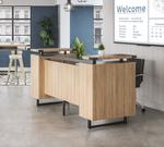 mirella guest reception desk
