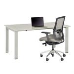 "Mayline Medina 72"" x 36"" Table Desk (3 Finishes Available!)"