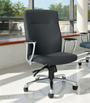 Global 2790-4 Mirage Series Designer Conference Chair