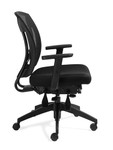 Offices To Go Mesh Executive Chair 2803