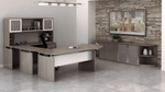 medina modern office furniture set