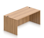 Offices To Go Rectangular Open Knee Space Desk Shell