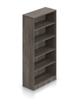Offices To Go Superior Laminate 4 Shelf Executive Book Case