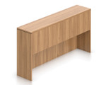 Offices To Go Superior Laminate Overhead Hutch with Doors