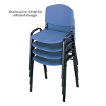 Safco Stack Chair 4185 (4 Pack)