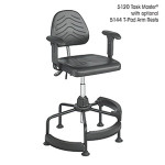 Safco Task Master Deluxe Industrial Chair 5120