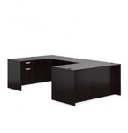 Offices To Go Superior Laminate U Desk SL-A (5 Finishes Available!)
