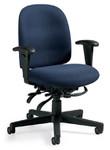 Global 3121 Granada Series Low Back Multi Tilter Office Chair