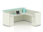medina sea salt guest reception desk