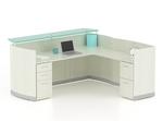 medina sea salt guest reception desk