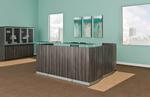 medina gray steel reception station