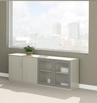 model mvlc medina low wall cabinet with sea salt finish