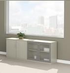 model mvlc medina low wall cabinet with sea salt finish