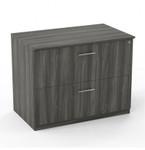 mvlflgs model medina gray steel file cabinet