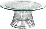 Santana Modern Glass Coffee Table by Woodstock (2 Sizes Available!)