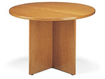 "Global 42"" Round Meeting Table"