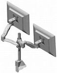 Systematix 7920 Dual Screen Monitor Arm