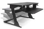 Systematix Volante Desktop Sit-Stand Workstation