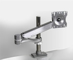 Mayline Pole Mounted Monitor Arm EZKC1