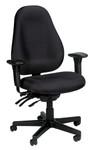 Eurotech Seating 1701 Slider Multi Function Task Chair