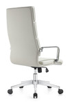 Woodstock Jimi High Back White Leather Office Chair