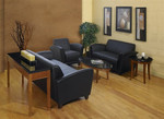 Mayline Santa Cruz Lounge Furniture Collection (3 Piece)