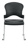 Eurotech Seating Aire Series S3000 Stackable Guest Chair (4 Pack!)