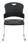 Eurotech Seating Aire Series S5000 Stack Chair (4 Pack!)