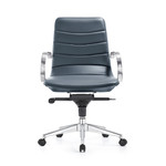 Woodstock Marketing Marie Mid Century Modern Office Chair (5 Colors!)