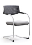 Woodstock Shankar Contemporary Side Chairs (2 Pack!)
