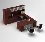 Zira Modern Executive Furniture Configuration by Global
