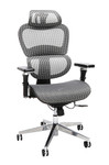 OFM Model 540 Core Collection Ergo Mesh Office Chair with Head Rest (4 Color Options!)