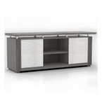 "Mayline Sterling STLC72 72"" Low Wall Cabinet (3 Finishes Available!)"
