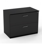 median 2 drawer lateral file cabinet mvlfldc with mocha finish