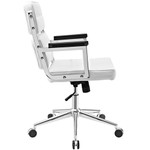 Modway Portray High Back Upholstered Vinyl Office Chair EEI-2685 (4 Color Options!)