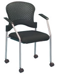 Eurotech Seating Breeze Training Room Chair FS8270 (Stacks Up To 5 High)