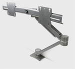 Mayline Dual Screen Monitor Arm EZKE2