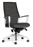 Global Accord High Back Mesh Chair 2676LM-2