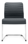 Global Lite Series 5953 Armless Sled Base Guest Chair (10 Colors Available!)