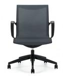 solar contemporary mesh chair