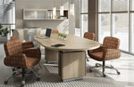 8' zira conference table