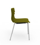 idesk tikal chair side view