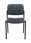 Offices To Go 2748 Armless Stackable Guest Chair