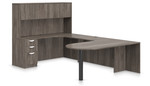 Offices To Go Superior Laminate Workstation SL-F (5 Finishes Available!)