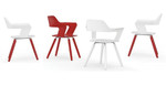 4 Pack of iDesk Muse Guest Chairs (Choose Your Color Combination!)