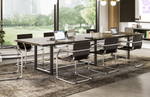 mirella series 12' conference table