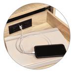 optional mirella desk drawer power module
